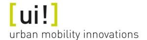 Logo urban mobiliy innovations