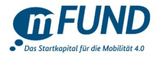Logo mFUND Initiative